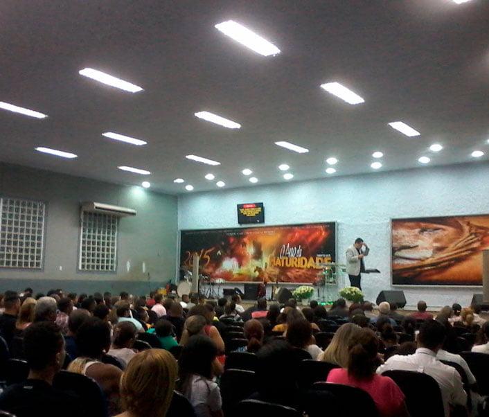 Laudo de Inflamabilidade para Igrejas